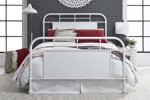 "Reed White Metal ""Create Your Own Bedroom"" Collection"