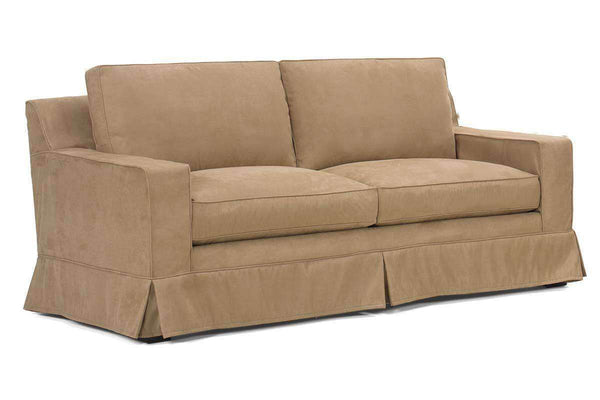 Slipcovered Furniture Regina Slipcovered Queen Sleeper Sofa