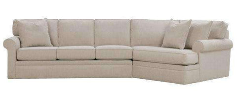 "Sectional Sofa Kyle ""Quick Ship"" 2 Piece Sectional Sofa Version 3"