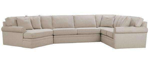 "Sectional Sofa Kyle ""Quick Ship"" 3 Piece Sectional With Left Facing Cuddler Version 4"