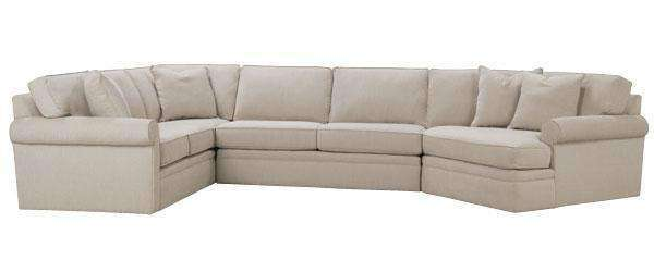 "Sectional Sofa Kyle ""Quick Ship"" 3 Piece Sectional With Left Facing Cuddler Version 5"