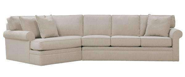 "Sectional Sofa Kyle ""Quick Ship"" Sofa Sectional With Left Side Cuddler"