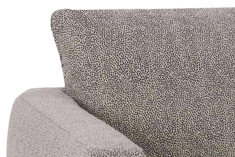 Slipcovered Accent Chairs And Chaise Glenda Contemporary Swivel Accent Chair With Slipcover