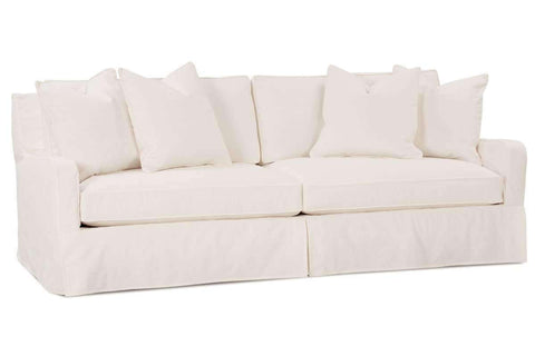 Slipcovered Furniture Joanna Oversized Slipcovered Sofa