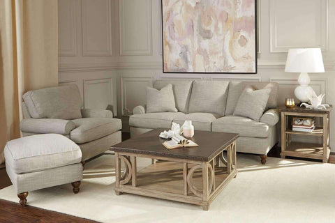 "Sofa Brin Collection - Brin ""Quick Ship"" 3-Piece Coordinated Living Room Set"