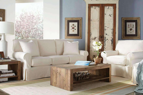 "Sofa Christine Collection - Christine ""Quick Ship"" 3-Piece Sofa, Chair & Ottoman Set"