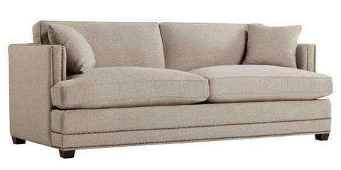 "Sofa Gillian ""Quick Ship"" Fabric Sofa"