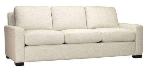 "Sofa Tracey ""Quick Ship"" Large Modern Track Arm Sofa"