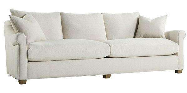 "Sofa Tricia ""Quick Ship"" Grand Scale Fabric Sofa"