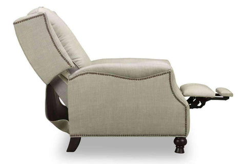 "Chairs And Recliner Suffolk ""Quick Ship"" Fabric Recliner"
