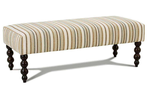Ottomans & Benches Tamara Upholstered Fabric Bedroom Bench