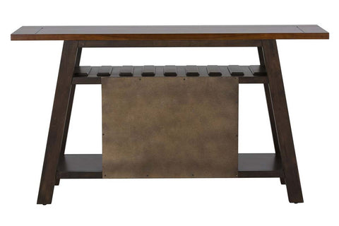 Thayer Contemporary Espresso Dining Room Collection