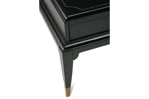 Wexford Raven Black Traditional Occasional Table Collection