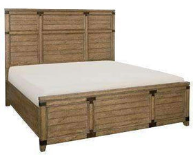 Wood Bedroom Furniture Chandler Panel Bed