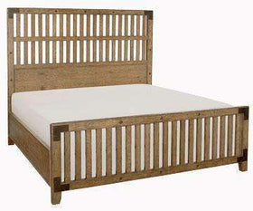 Wood Bedroom Furniture Chandler Wood Gate Bed
