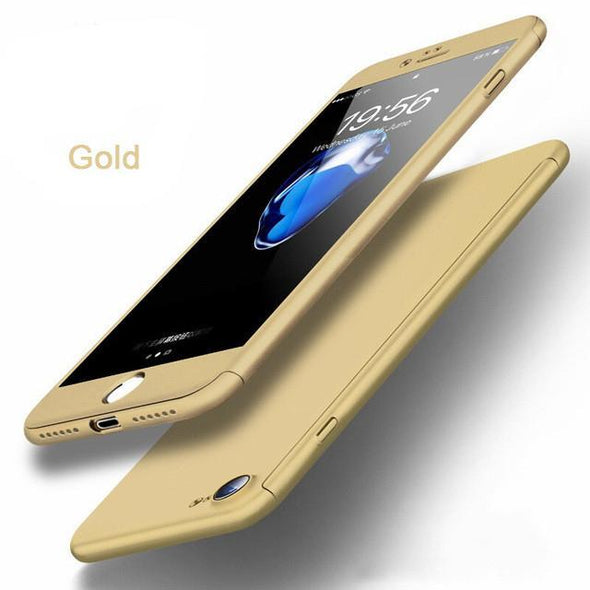 Case Armadura 360º para iPhone 6 e 7, 8, X