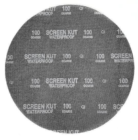 100 Grit Screen Kut Mesh
