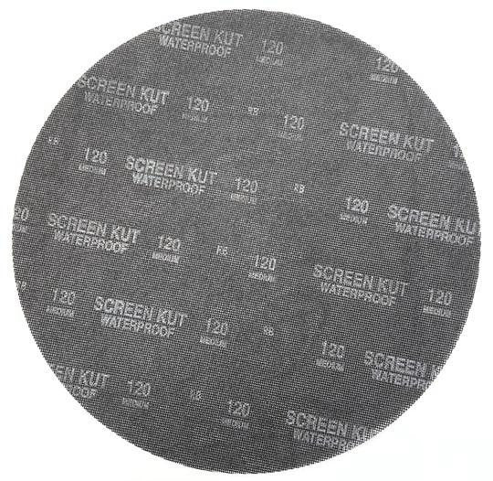 120 Grit Screen Kut Mesh