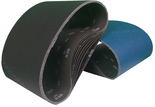 "*CLEARANCE* SHARP-KUT™ & Z-KUT™ 11-7/8"" x 31-1/2"" FLOOR SANDING BELTS"