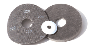"SCREEN-KUT™ ABRASIVE MESH DRYWALL SANDING CLAMP-IT™ STYLE DISCS- 8 7/8""X 2 1/8"""