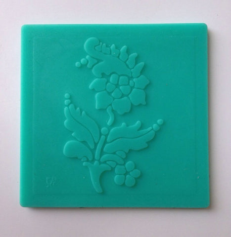 Flower Mold Soft Silicone Mold-Unbranded