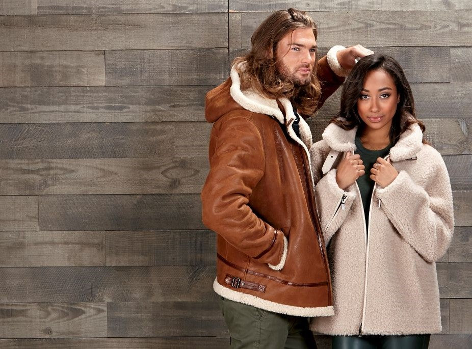 Shearling Jackets | The Fur Store