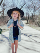 Load image into Gallery viewer, Ellie Kimono Duster - KIDS