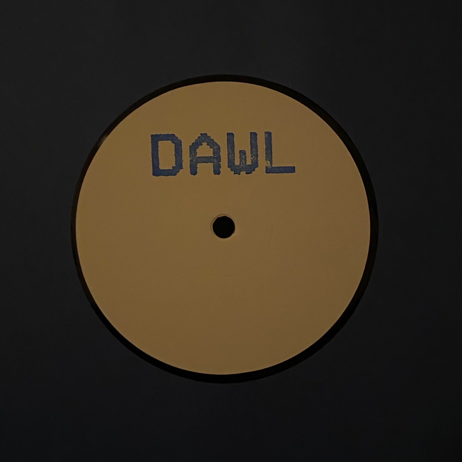 Dawl ‎– Untitled
