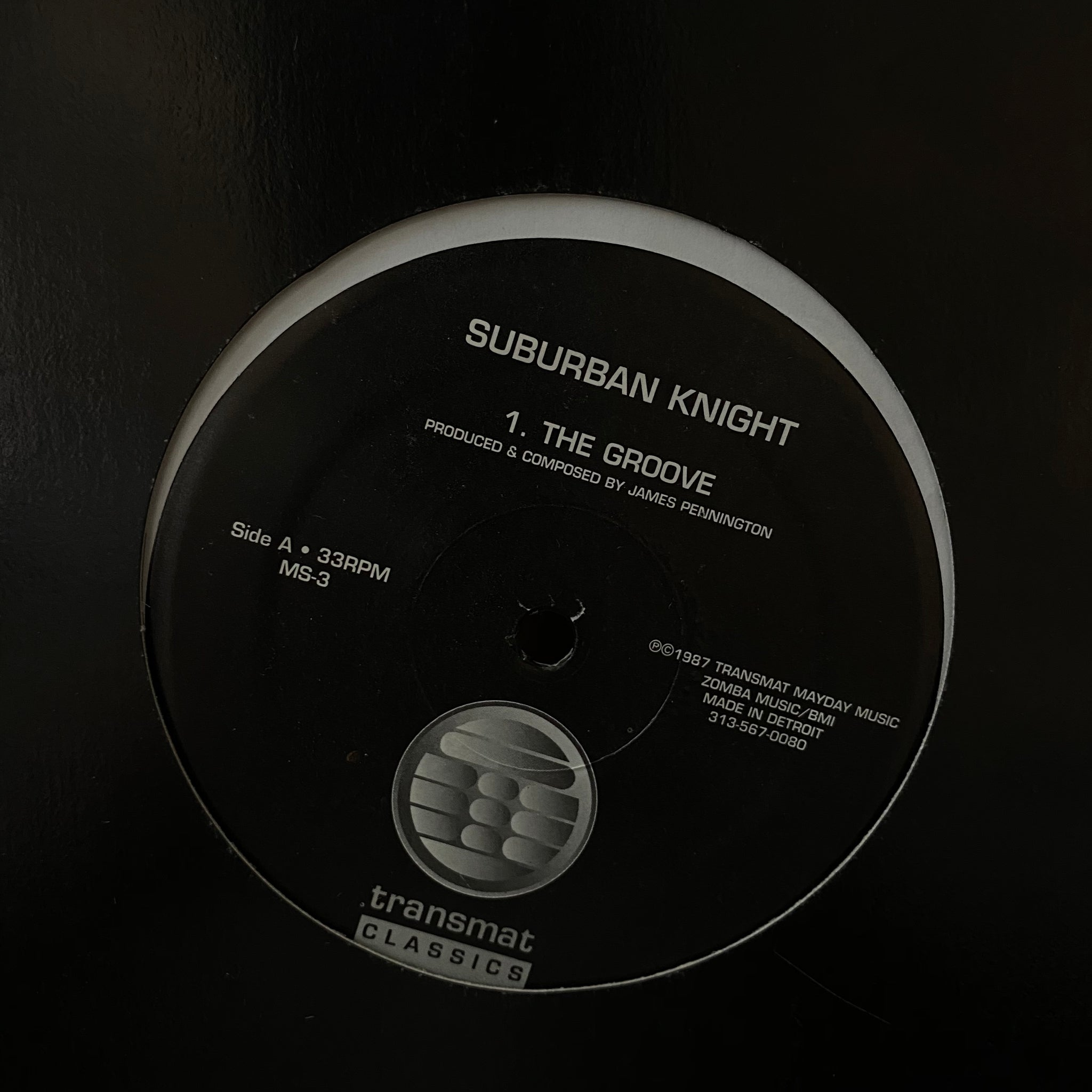 Suburban Knight ‎– The Groove