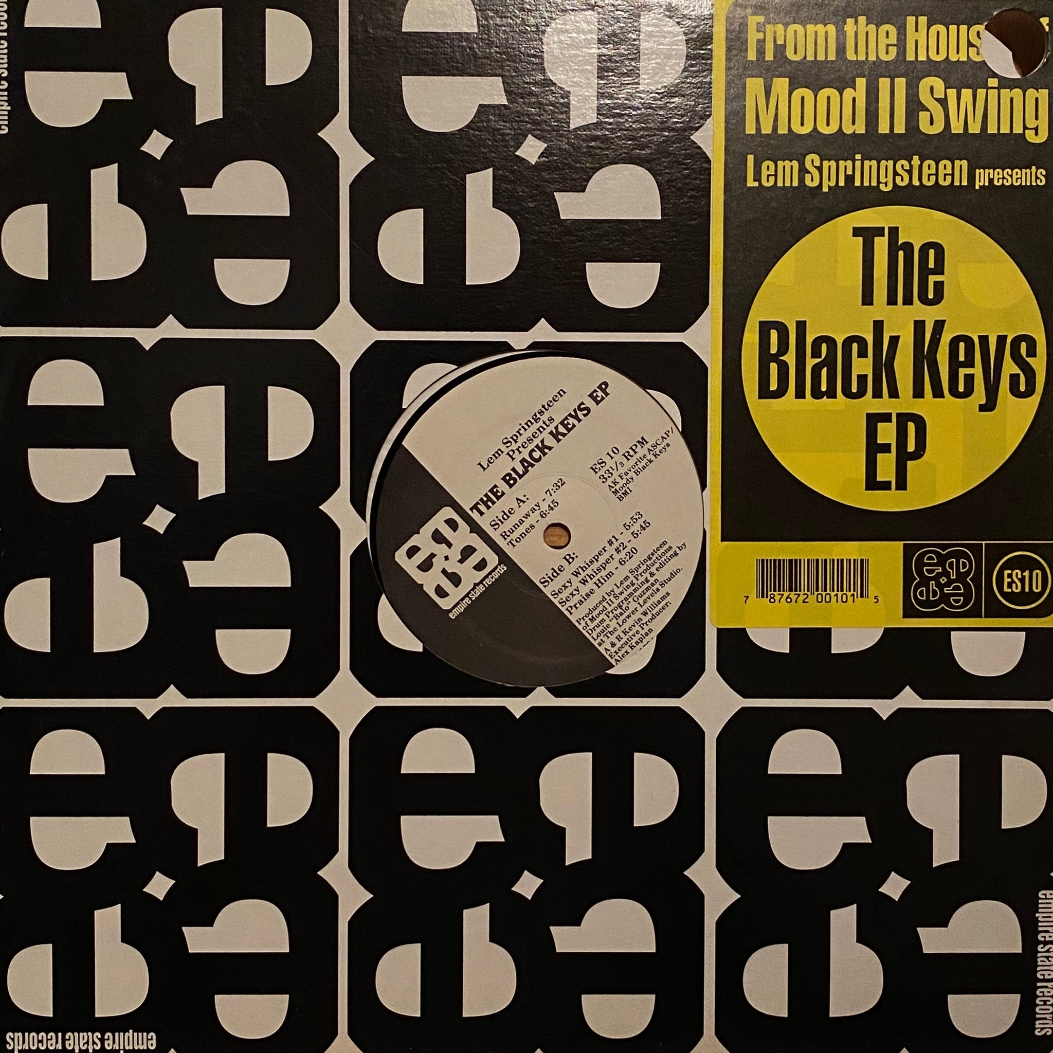 Lem Springsteen ‎– The Black Keys EP