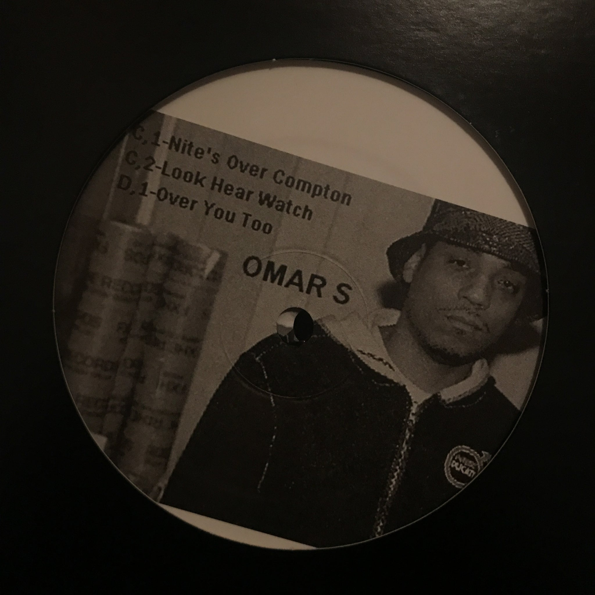 Omar S ‎– It Can Be Done But Only I Can Do It