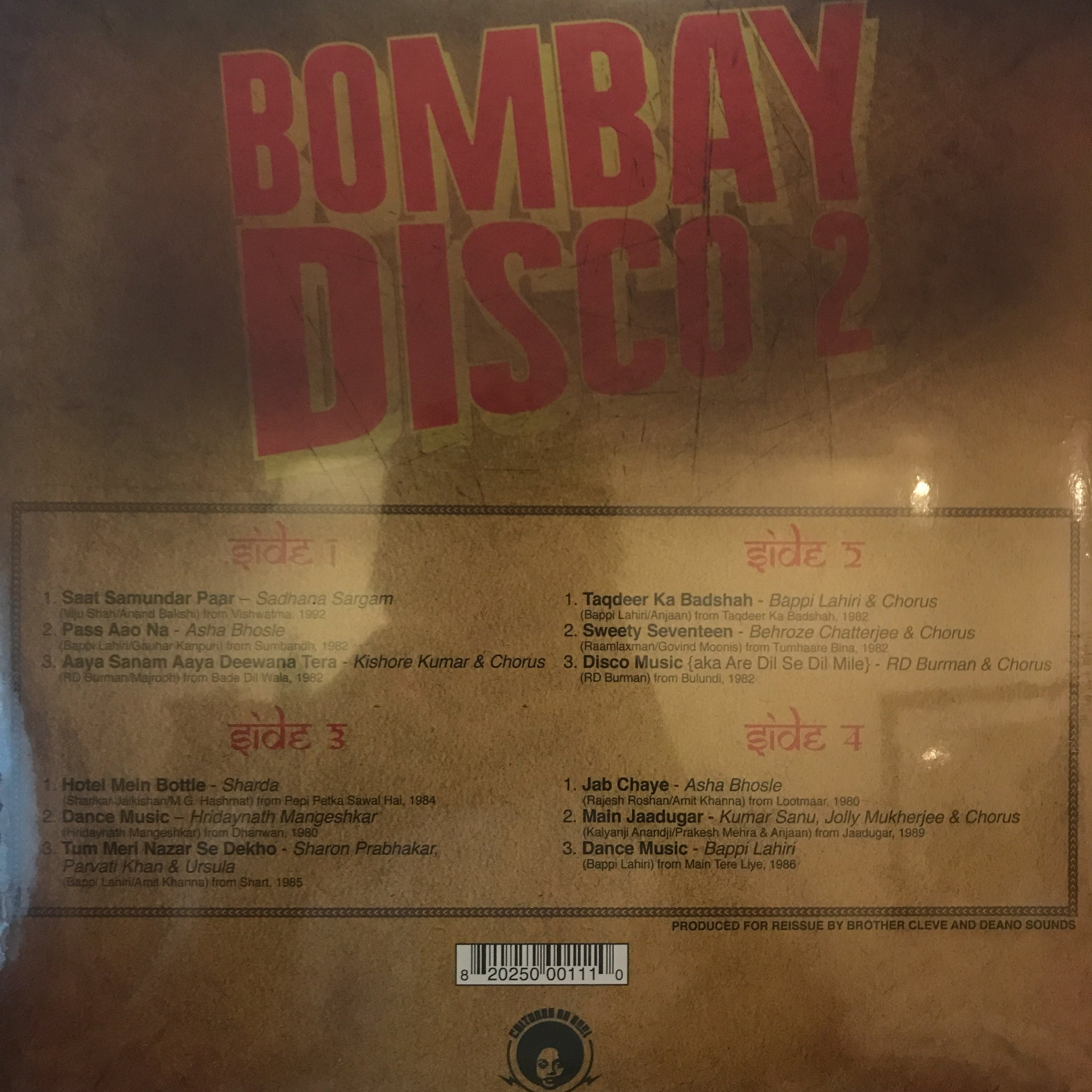Various ‎– Bombay Disco 2