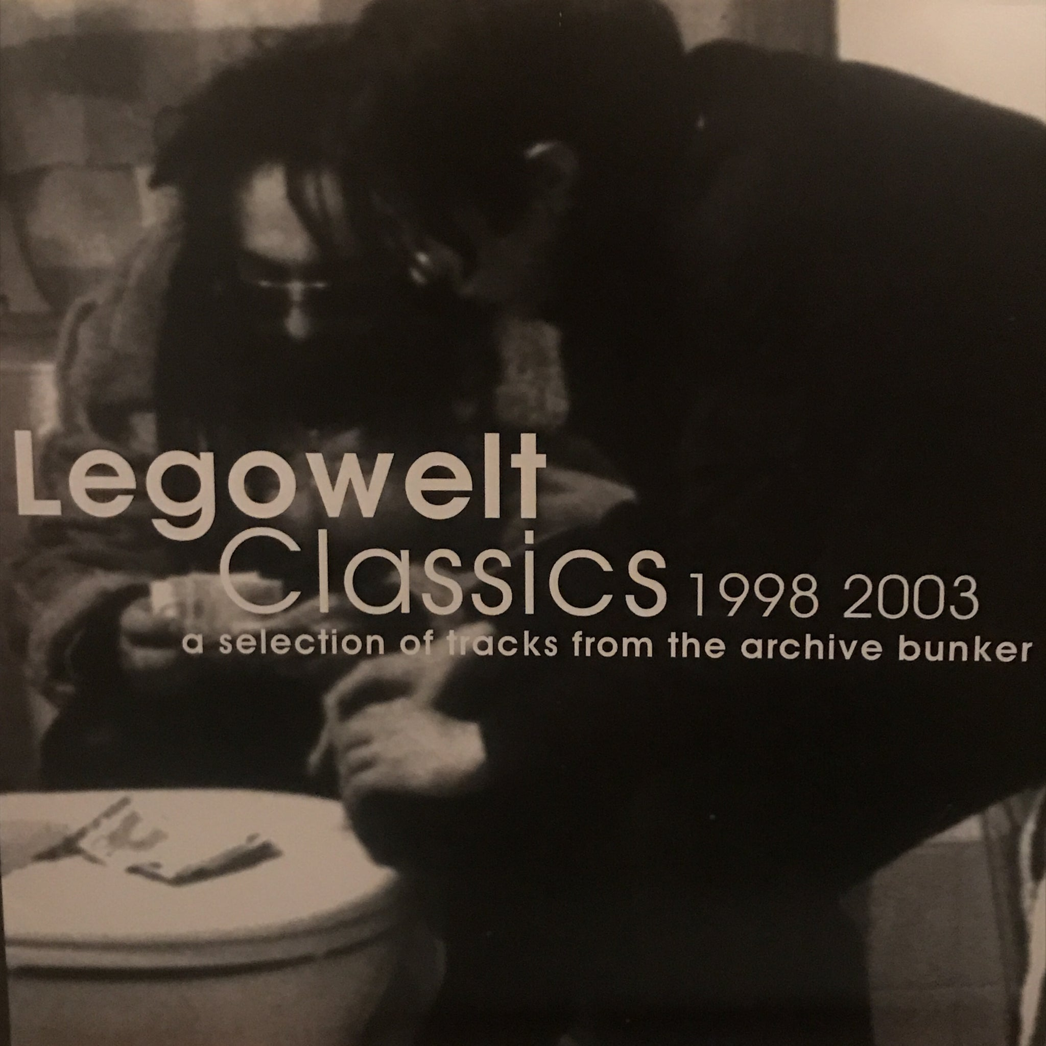 Legowelt ‎– Classics 1998 2003 (A Selection Of Tracks From The Archive Bunker)