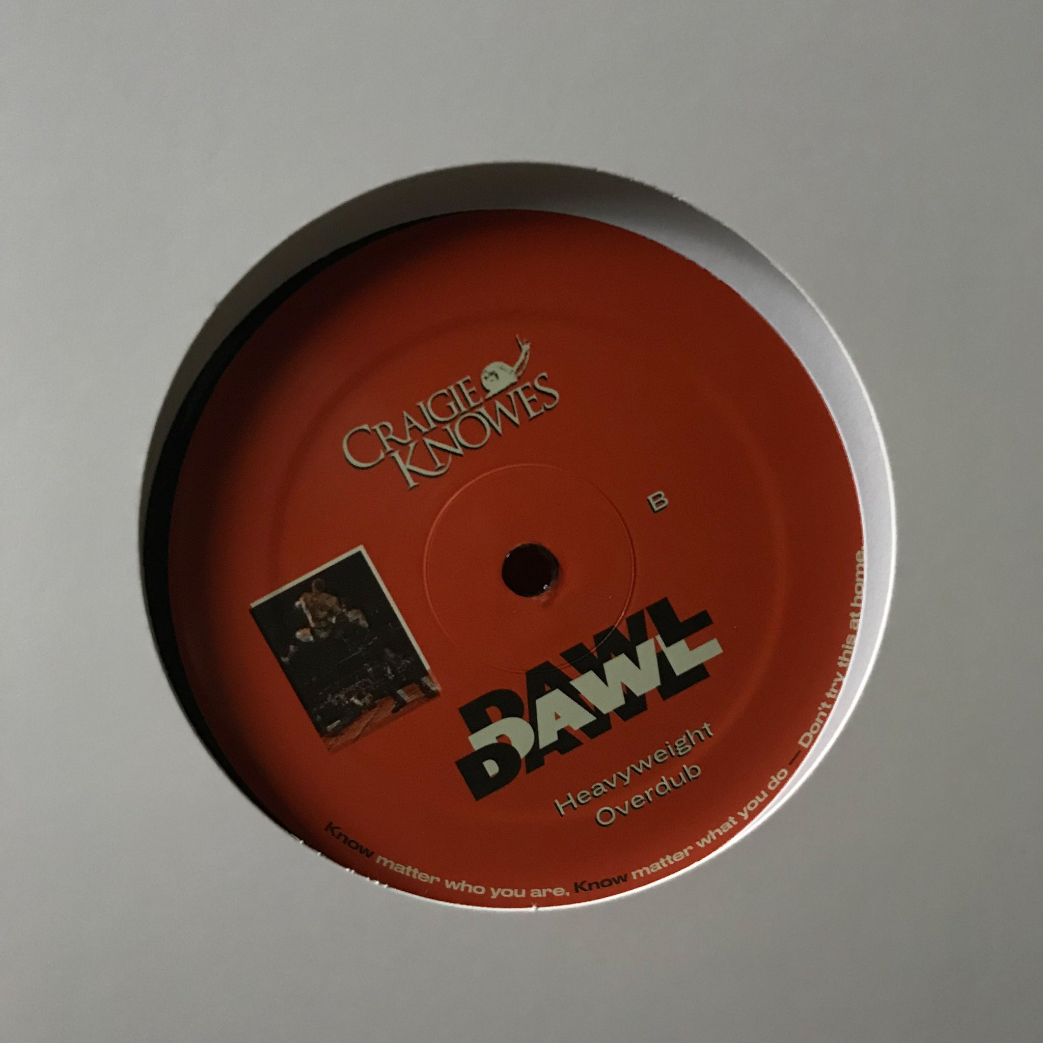 Dawl ‎– Time To Throw Down EP
