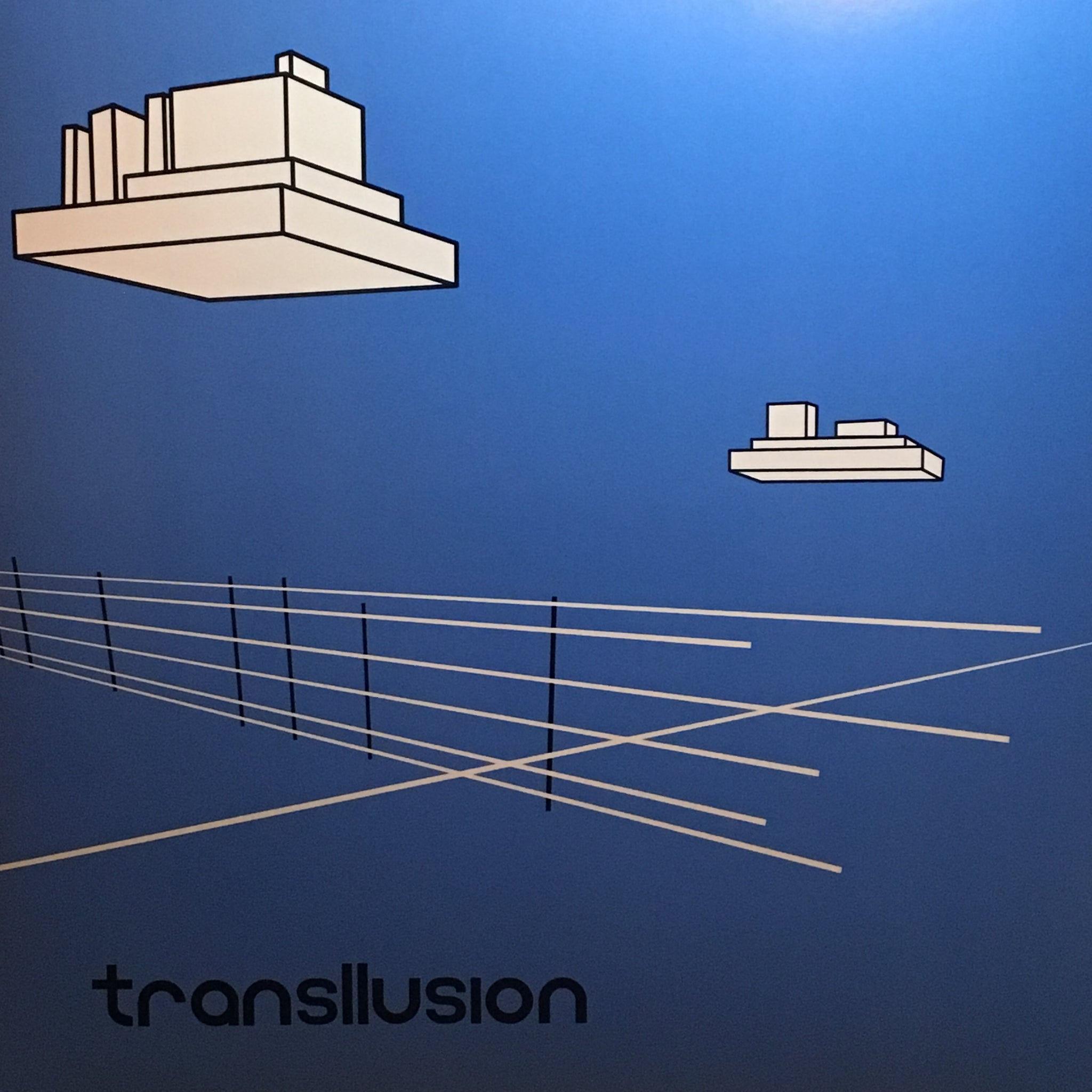 Transllusion ‎– The Opening Of The Cerebral Gate
