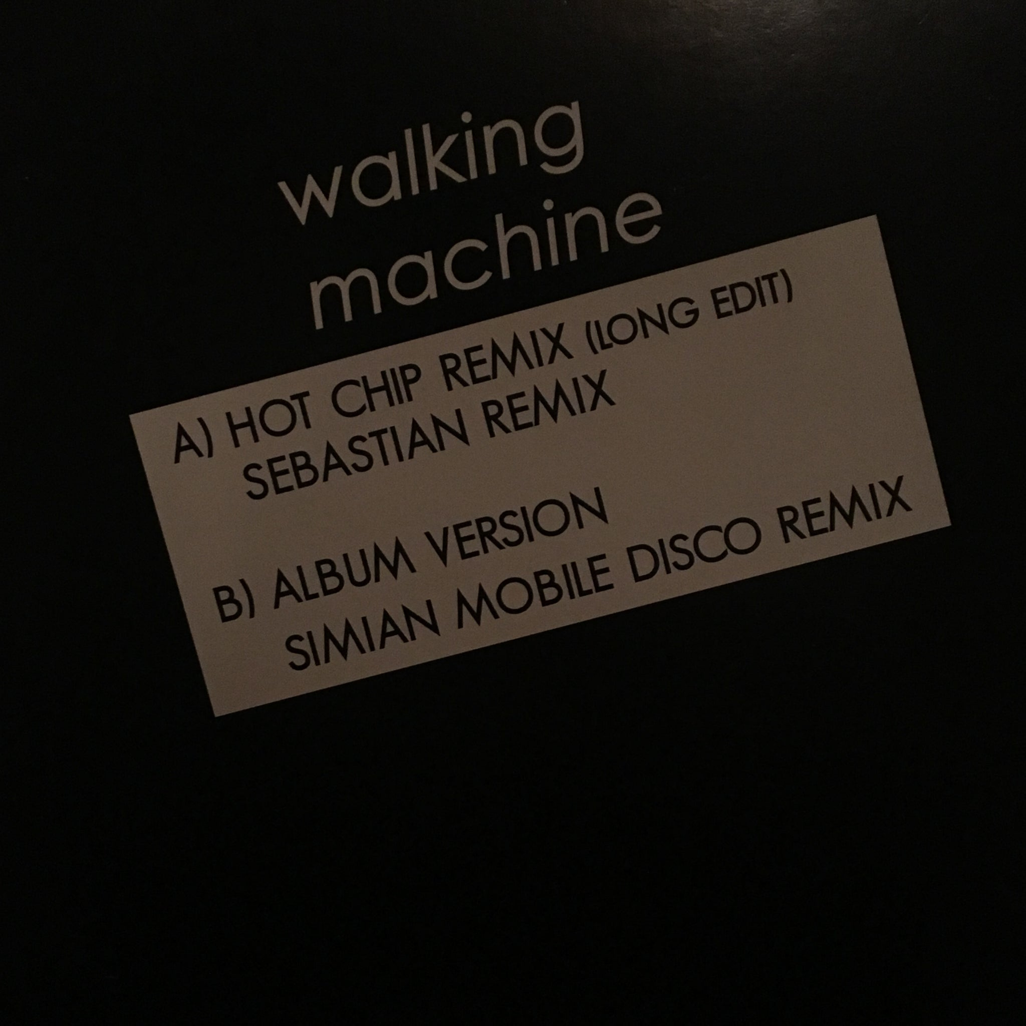 Revl9n ‎– Walking Machine