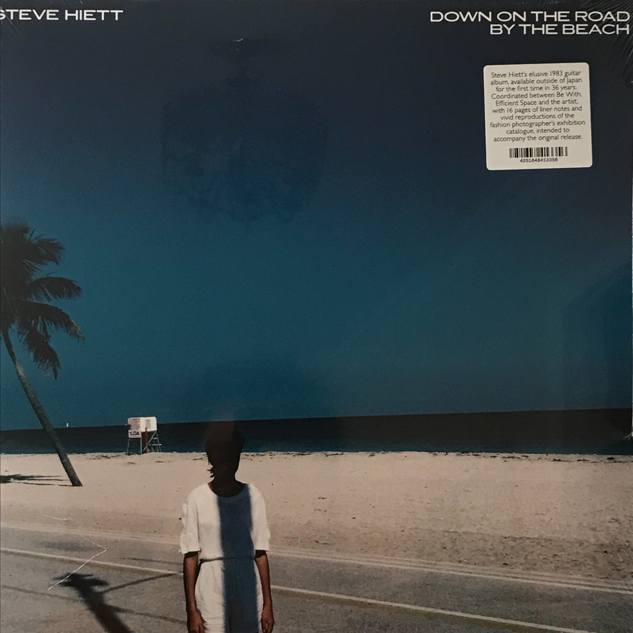 Steve Hiett ‎– Down On The Road By The Beach
