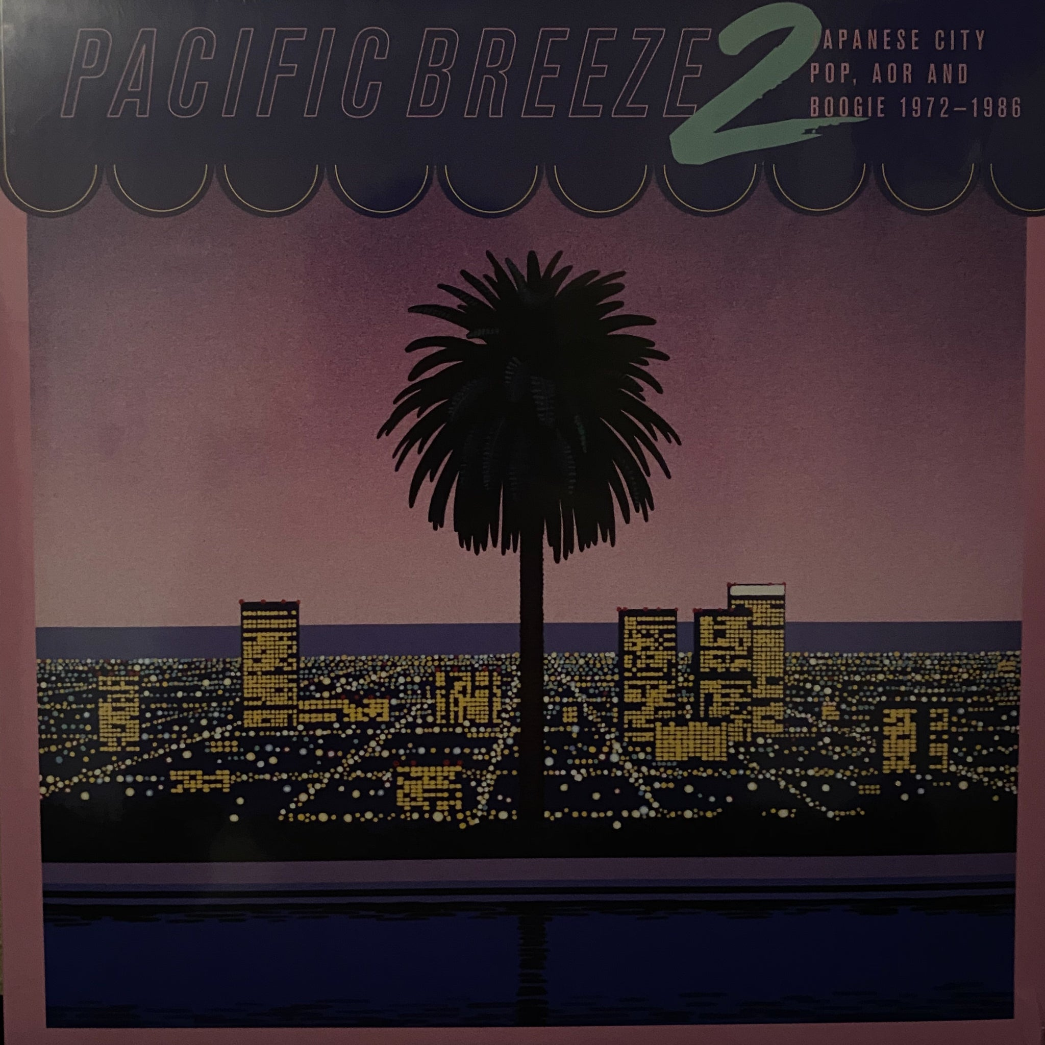VA ‎– Pacific Breeze 2: Japanese City Pop, AOR & Boogie 1972-1986