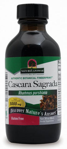 Natures Answer Cascara Sagrada Extract