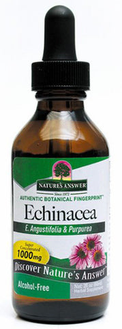 Natures Answer Echinacea Alcohol Free Extract