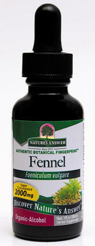 Natures Answer Fennel Seed Extract