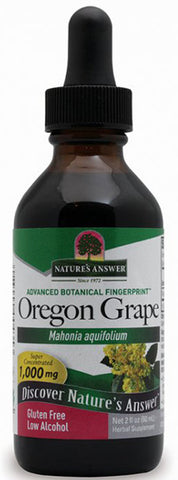 Natures Answer Oregon Grape Root