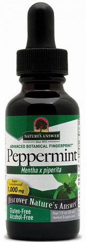 Natures Answer Peppermint Leaf