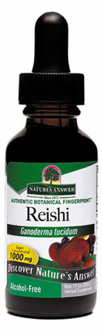Natures Answer Reishi Alcohol Free Extract