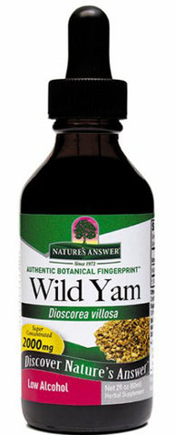 Natures Answer Wild Yam Root