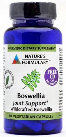 Natures Formulary Boswellia
