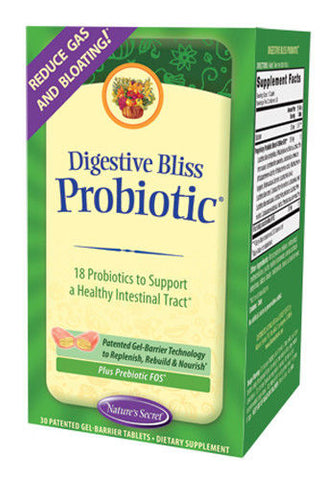 NATURES SECRET - Digestive Bliss Probiotic