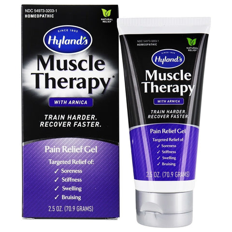 HYLANDS - Muscle Therapy Gel with Arnica