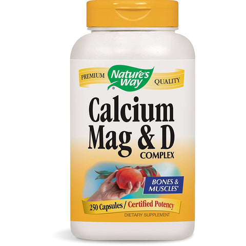 NATURES WAY - Calcium Mag & D Complex