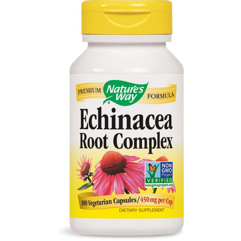 NATURES WAY - Echinacea Root Complex 450 mg